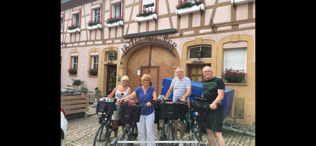 Radwanderungen in Bad Wimpfen | Bett und Bike